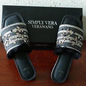 VERA WANG (Simply Vera) Slip-on Sandal